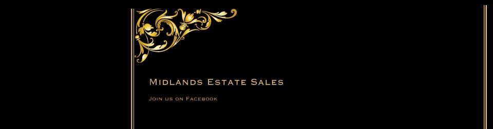 Midlands Estate Sales - Join us on Facebook